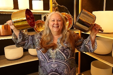 Connie Olson, owner of Points of Light